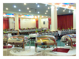Persepolis Hotel Confrence Hall